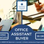 OFFICE ASSISTANT BUYER 2019 locandina