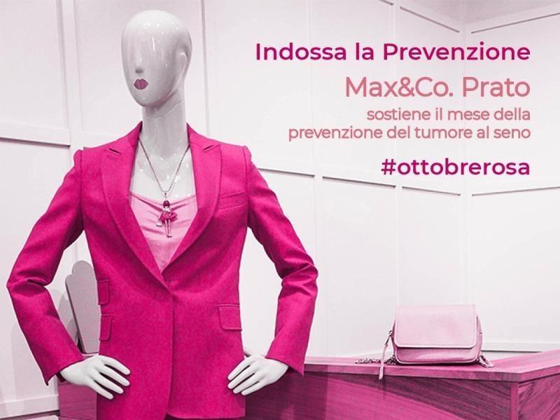 Indossa la prevenzione: A Prato la moda si tinge di rosa per la lotta contro il tumore al seno