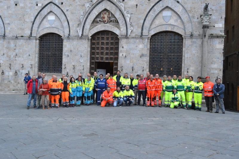 Protezione Civile, Comune di Siena in collaborazione con il volontariato: firmato il protocollo d'intesa