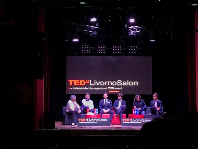 TEDxLivornosalon, grande successo per il dibattito al The Cage: il calendario degli eventi al teatro