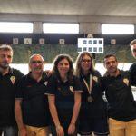 gli atleti del Tsn Pistoia impegnati a luglio ai campionati italiani