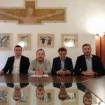 Andrea Poggianti, Federico Pavese, Paolo Marcheschi, Andrea Romiti