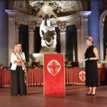 Edizione 2018: Cecilia Del Re, assessora all' Urbanistica, Ambiente, Turismo, Innovazione e Carlotta Ferrari, Direttrice del Destination Florence Convention & Visitors Bureau