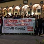 fridays for future contro guerra turco-curda
