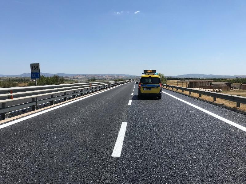 Incidente sull'Aurelia, gasolio sull'asfalto: traffico deviato all'altezza di Livorno