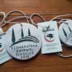 medaglie ecomaratona chianti