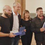 La premiazione di Andrea Amorusi