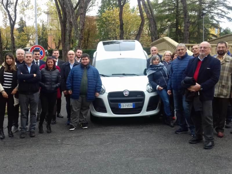 'Progetti del Cuore', un mezzo di trasporto per i cittadini di Volterra e Val Cecina - gonews
