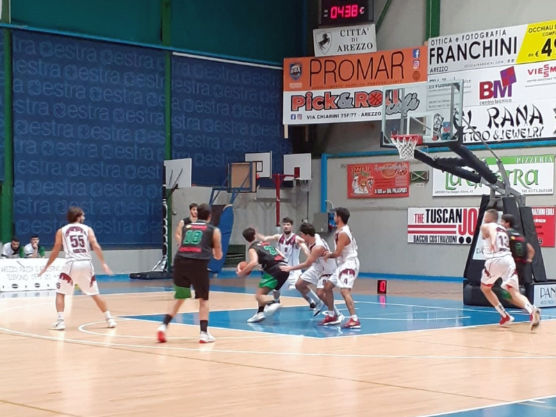 Amen Scuola Basket Arezzo in trasferta a La Spezia: decima giornata di campionato - gonews