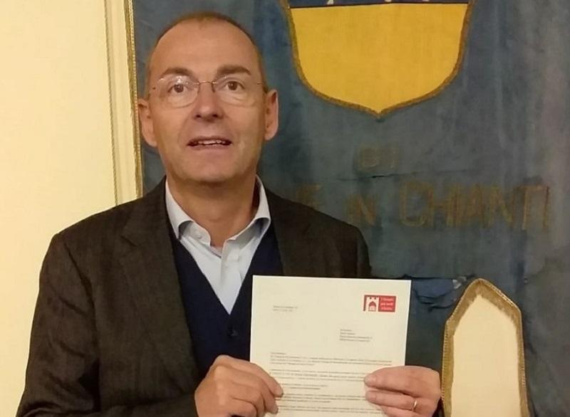 Il sindaco Paolo Sottani