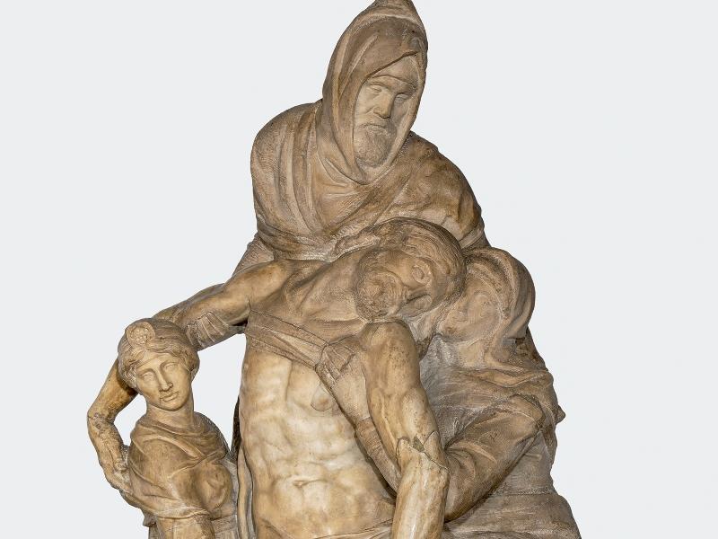 Restauro della Pietà di Michelangelo sotto gli occhi di tutti al Museo dell'Opera del Duomo