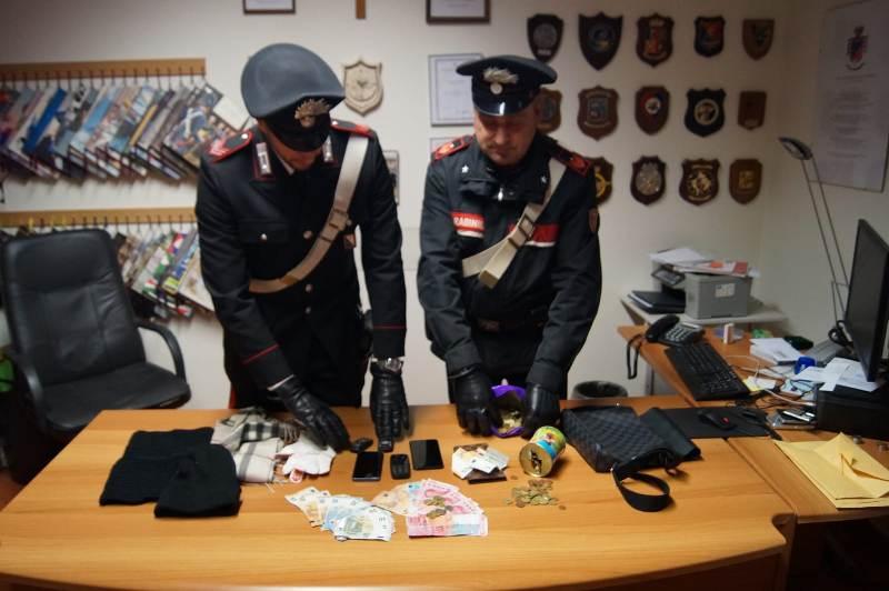 Tentato furto a Fucecchio, tre fermati dopo l'inseguimento: uno di loro è minore - gonews