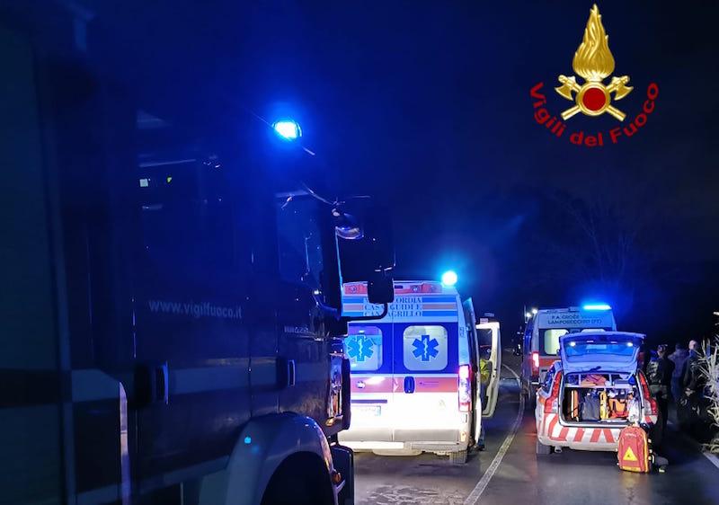 incidente_stradale_petroio_vinci_2019_11_28_