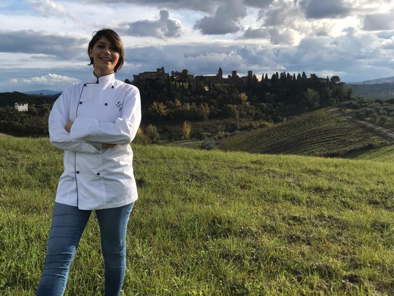 Jessica Li Pizzi vince 'Cuochi d'Italia', a trionfare è la Valdelsa
