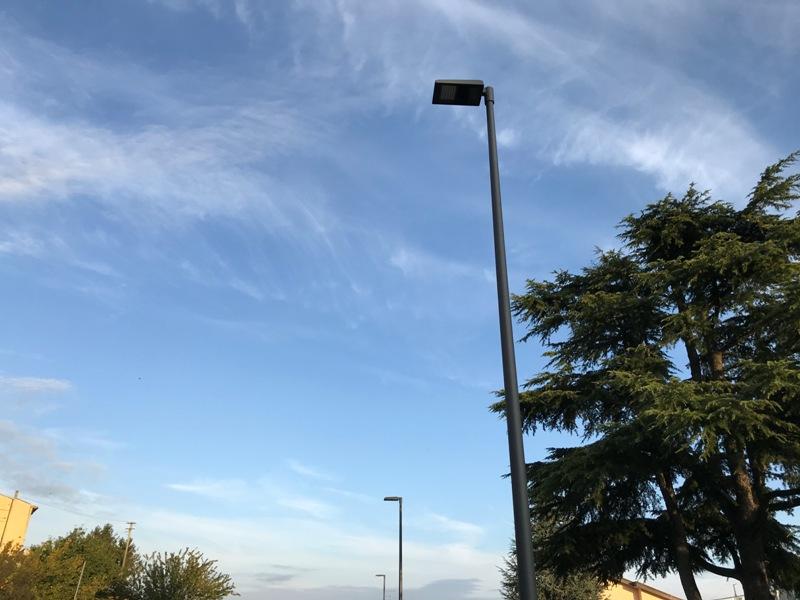 Nuovi led per 170 lampioni a Ponticelli: quasi 100mila euro di spesa