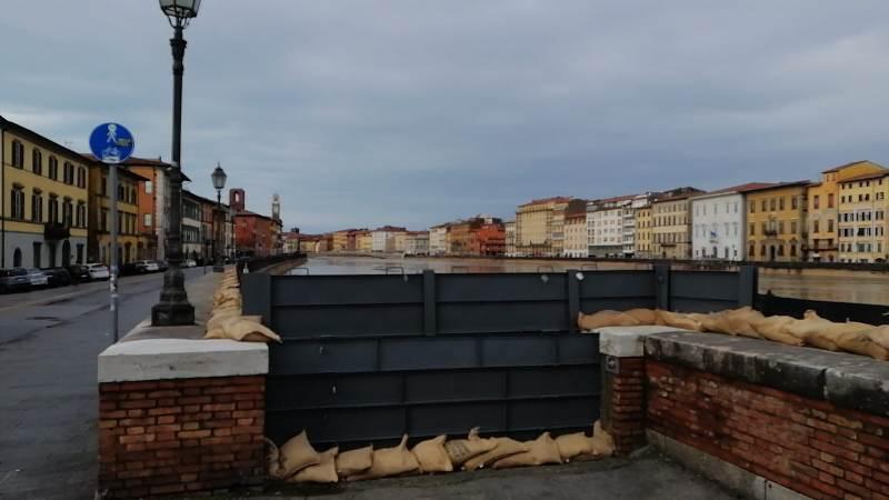 Arno a Pisa