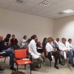 thumbnail_Gruppo multidisciplinare alla presentazione di Eras