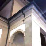 Terremoto in Mugello, chiesa