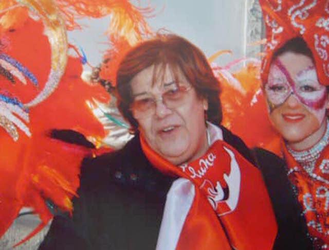 Santa Croce perde Deanna Dell'Unto, volto storico del Carnevale