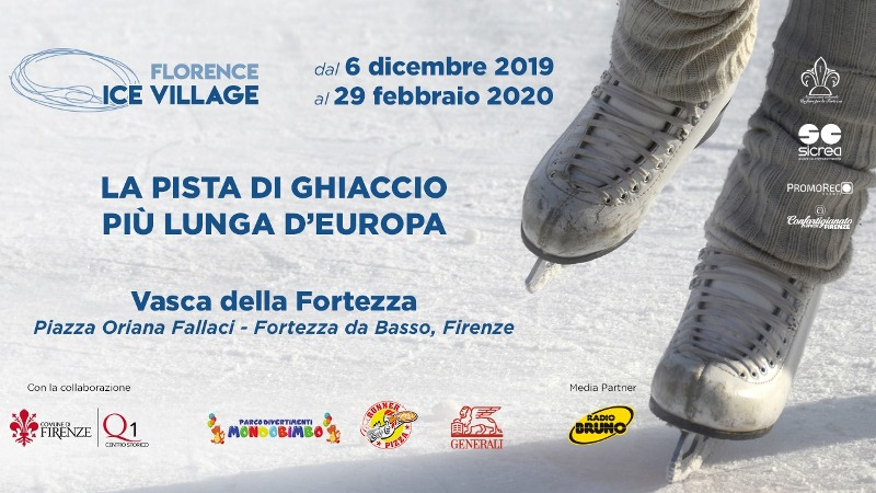 florence ice village 1