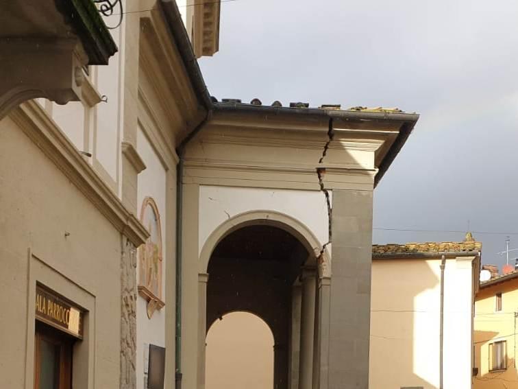 Terremoto in Mugello