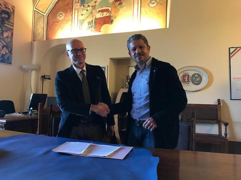 """San Miniato e Fucecchio siglano il piano strutturale intercomunale: """"Momento storico"""""""