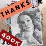 Uffizi su Instagram raggiungono i 400mila followers: è il primo ...
