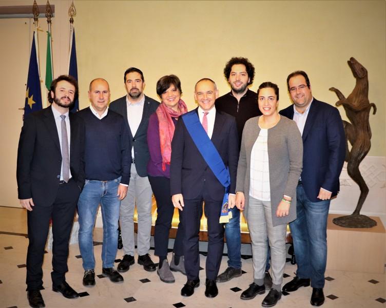 Provincia di Lucca, Menesini assegna le deleghe. Scuola a D'Ambrosio
