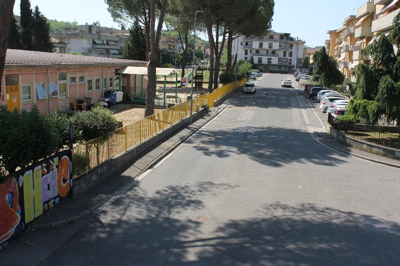 Dopo 6 mesi di lavori la scuola Ciari di Certaldo torna ad accogliere gli studenti