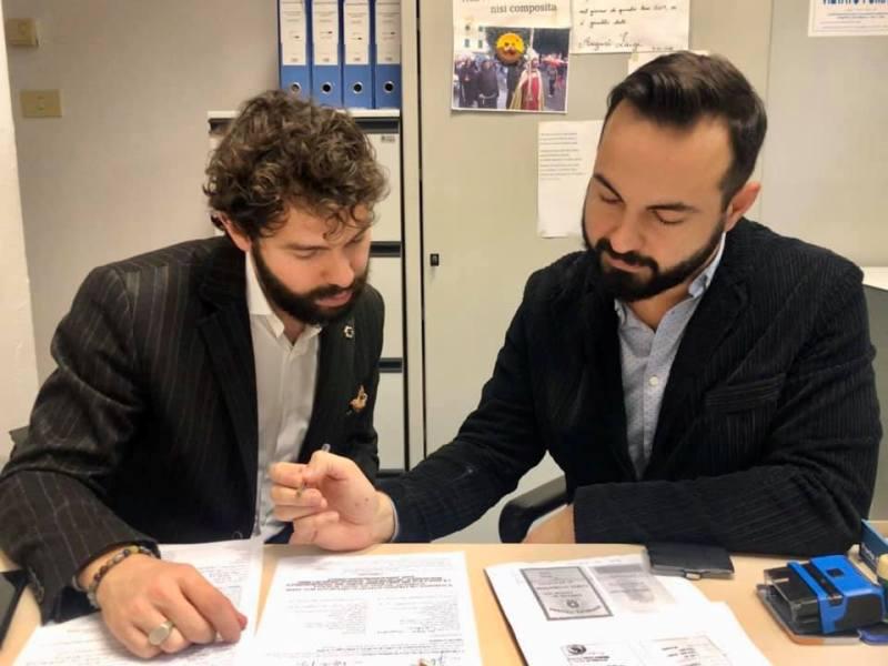 Unione civile per il sindaco di Certaldo Giacomo Cucini: un gesto forte contro l'omofobia