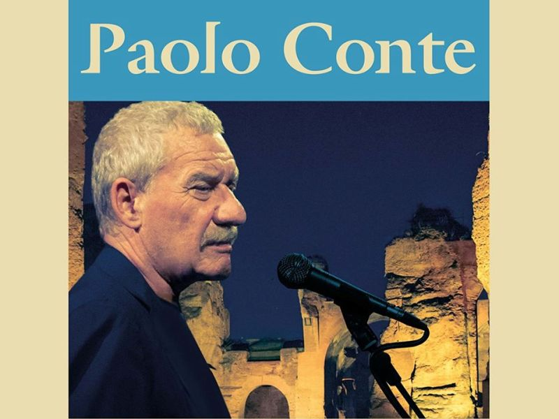 Paolo Conte Lucca: la leggenda ospite nel 2020 per il Summer Festival