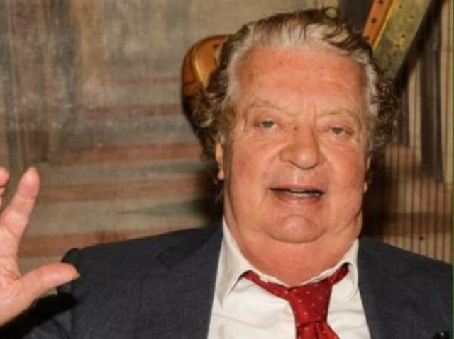 In carcere Vittorio Cecchi Gori, dovrà scontare 8 anni