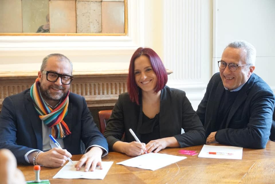 Villa Crastan, firmata a Pontedera la sperimentazione per condividere beni comuni