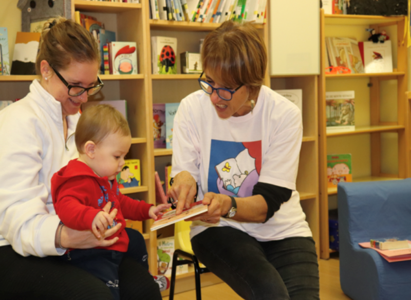 Parole e Coccole, letture per genitori ad Altopascio