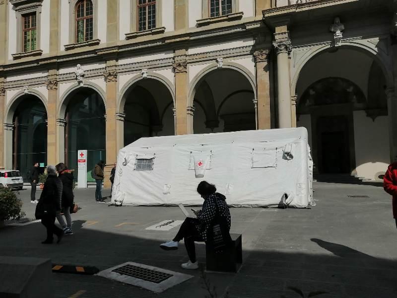 Coronavirus, 7 nuovi positivi nel Fiorentino