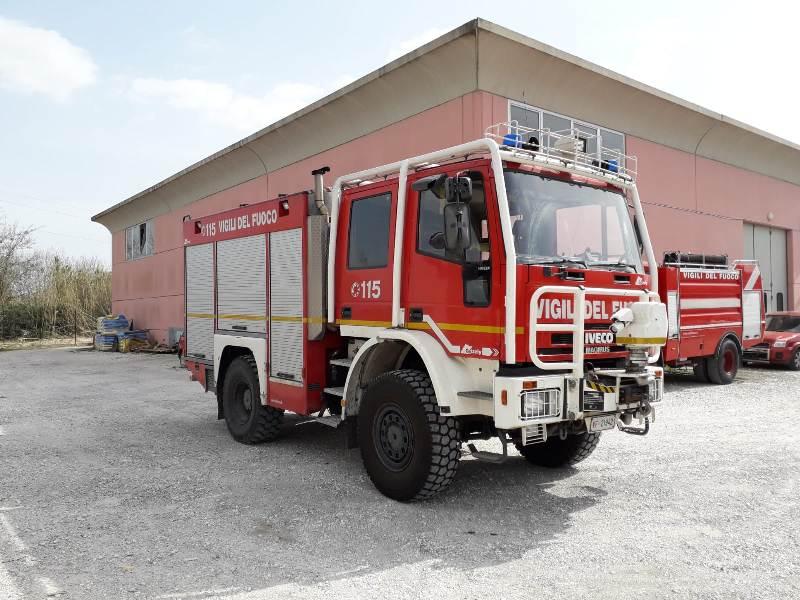 Di nuovo operativo il distaccamento dei vigili del fuoco di Ponsacco