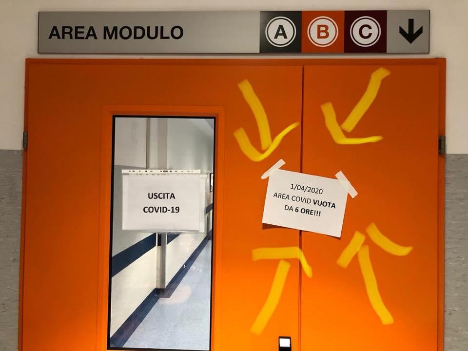 Sei ore senza casi di coronavirus a Cisanello, il messaggio entusiasta. Ma non abbassiamo la guardia