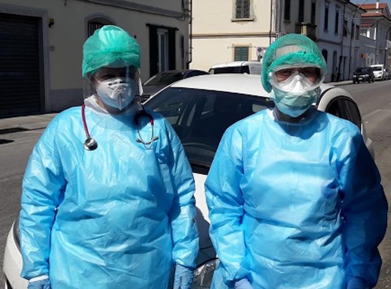 Coronavirus Empoli e Cuoio, 116 casi