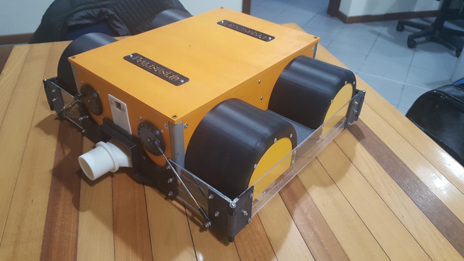 Rover Aspiratore