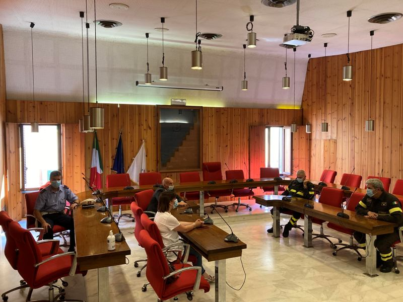 Vigili del fuoco, il nuovo comandante Ciannelli a Castelfranco