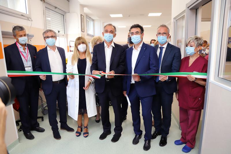 Day Hospital e investimenti per 7 milioni di euro alle Scotte di Siena