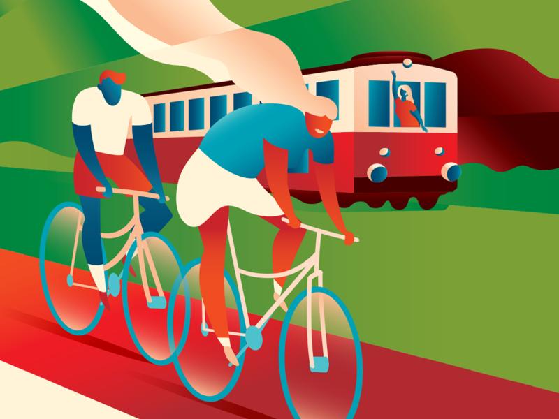 Ciclopista del Trammino e nuova piazza Baleari, rinnovamento da Pisa a Marina