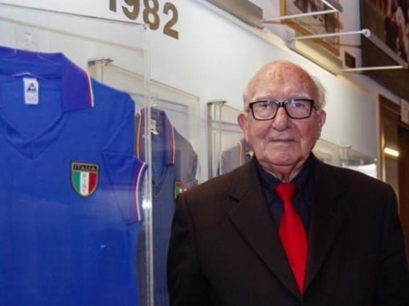 Un ultimo saluto al Dottor Fino Fini, medico della Nazionale e grande amico di Artemio Franchi