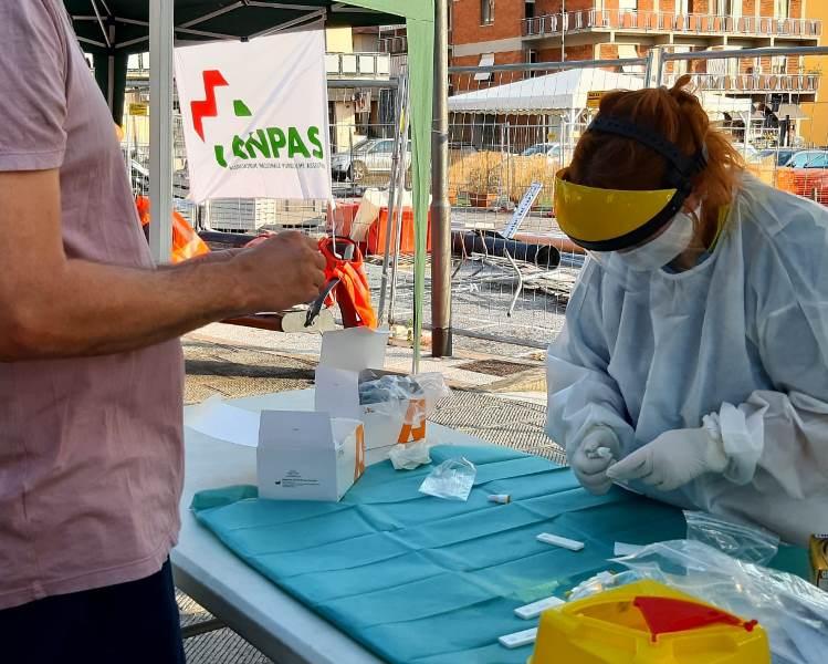 Coronavirus Toscana Nord Ovest, 89 contagi e 9 decessi