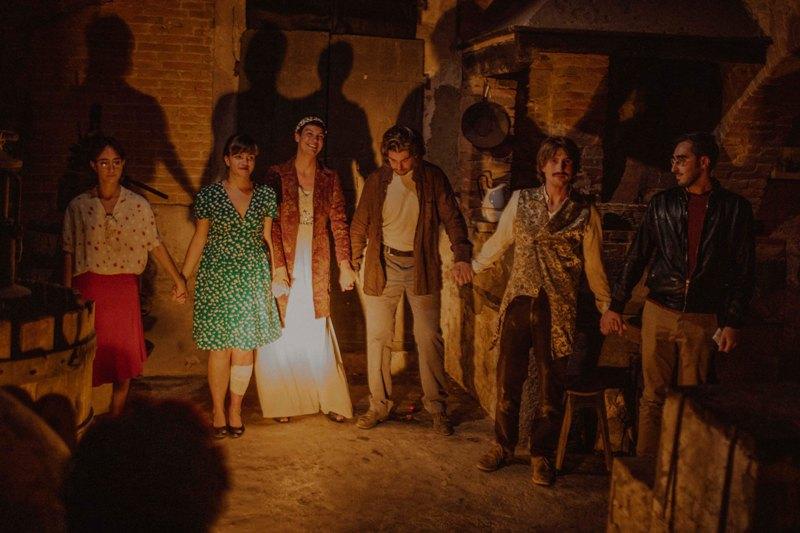 Toiano e la Bella Elvira rivivono sul palco del Teatro Nuovo di Pisa
