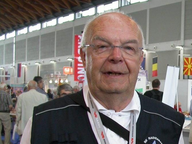 In memoria di Giuliano Casalini, volontario e radioamatore