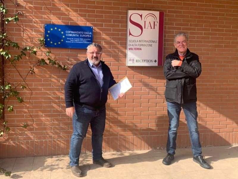Accordo tra Language Team e Siaf, riparte l'attività della Scuola Internazionale