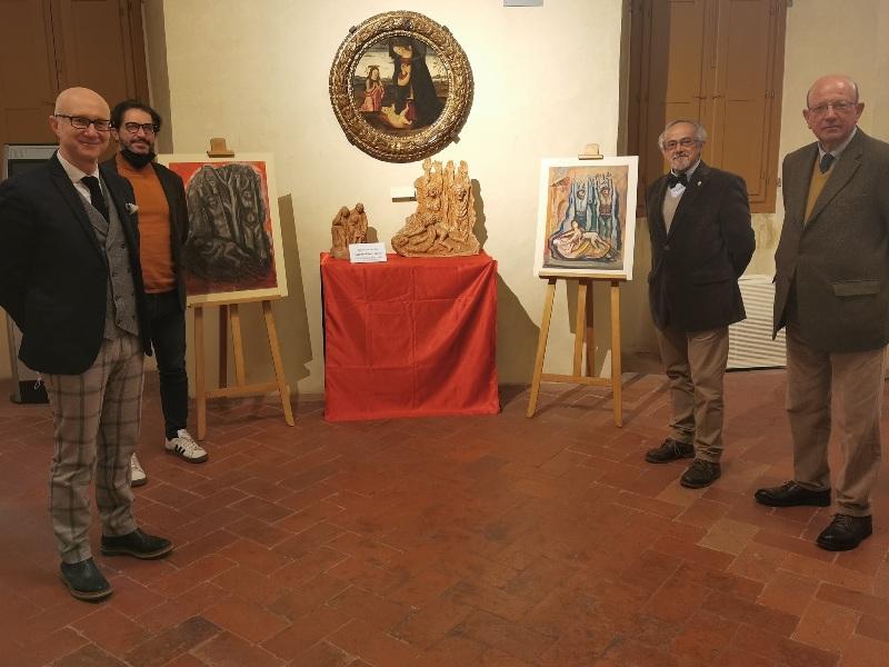 Il legame tra Fucecchio e Gino Terreni: quattro opere al Museo civico e diocesano