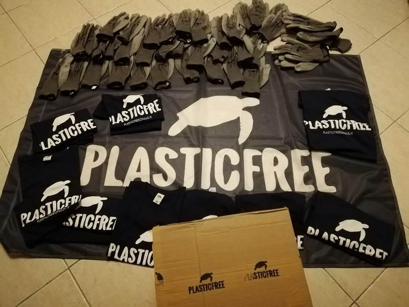 Plastic Free Empoli, pulizia dell'Arno: appuntamento a Avane