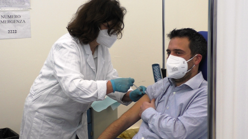 Vaccini Covid Empoli